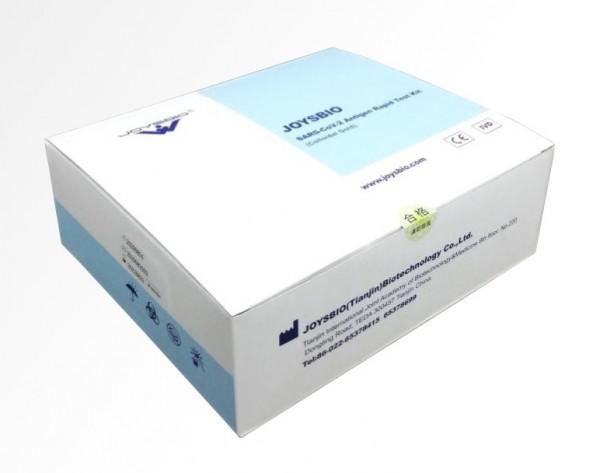 COVID-19 Antigen-Spucktest