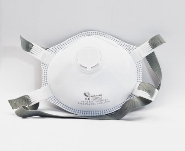 ASM_FFP3_CUPSHAPE_3921 | FFP3-Formmaske 39211 mit Ventil