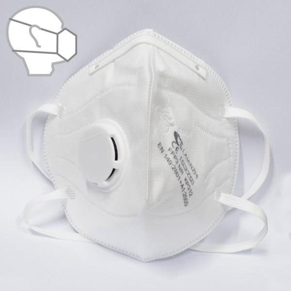 ASM_FFP3_V | FFP3-Maske mit Ventil