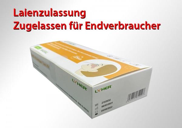 Lyher - Antigen-Schnelltest (Box) (Laienzulassung)